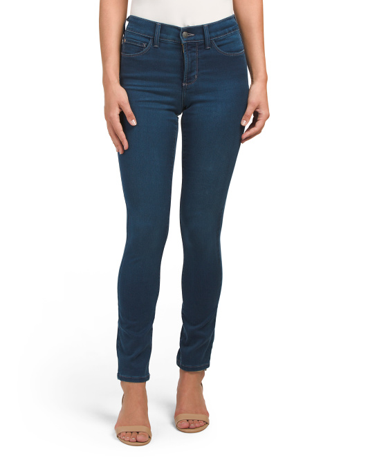 Made In USA Petite Samantha Slim Jeans