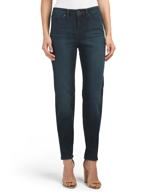 Dream Denim Straight Jeans