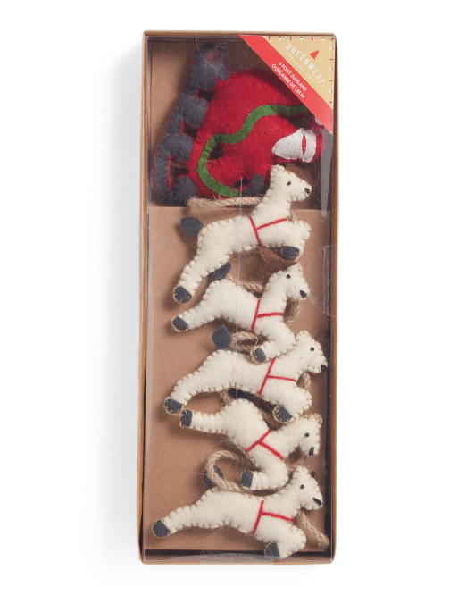 Made In India 6ft Sleigh Garland