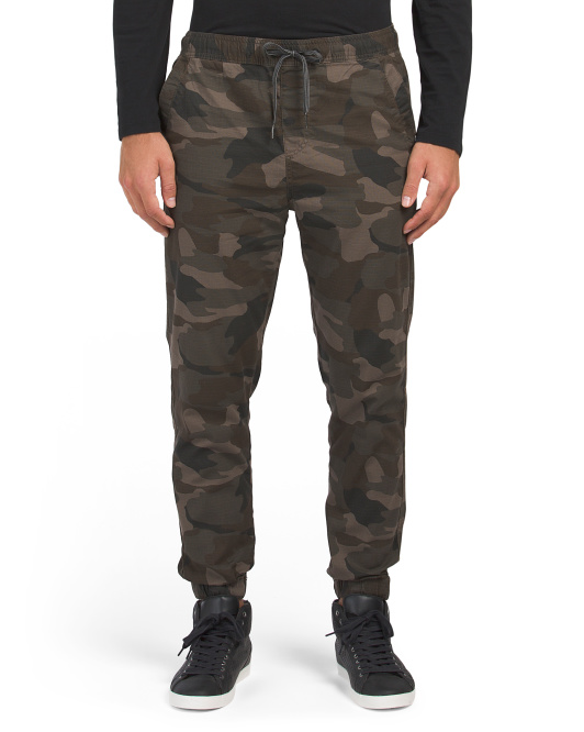 Jefferson Stretch Ripstop Joggers