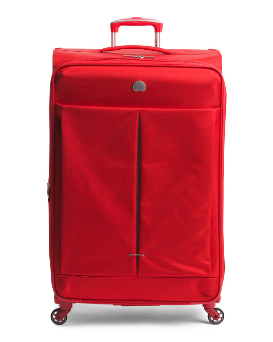 29in Expandable Spinner Trolley