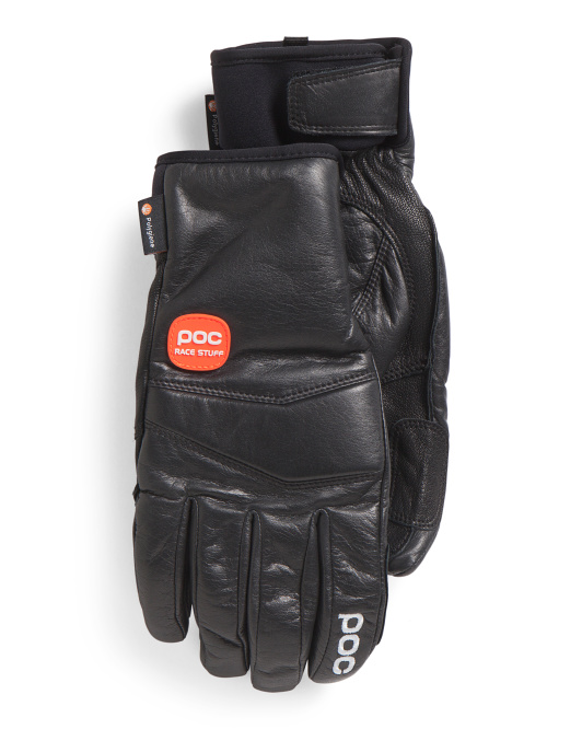 Palm Lite Leather Gloves