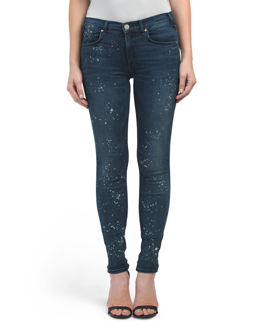 Made In USA High Tide Skinny Jeans