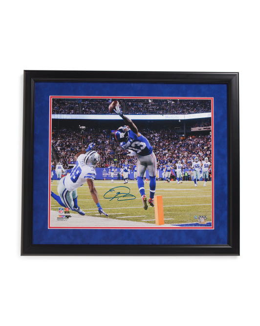 Odell Beckham Jr. Signed 16x20 Photo