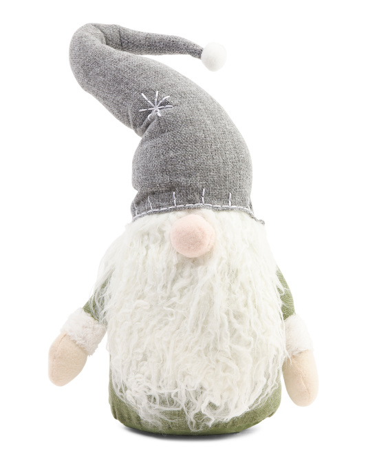 18in Plush Gnome