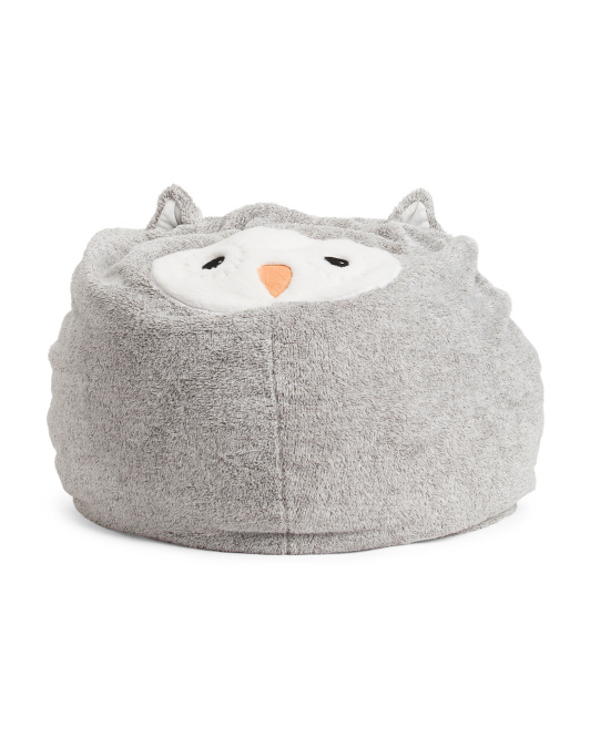 Owl Plush Bean Bag Gifts For Home T J Maxx