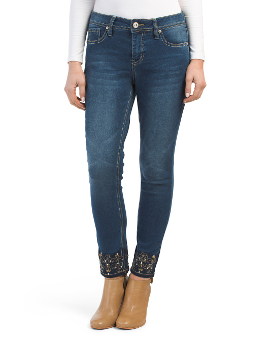 Tribeca Shadow Dye Clyde Wash Jeans