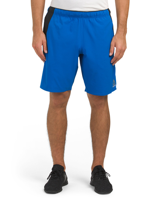 Woven Workout Shorts