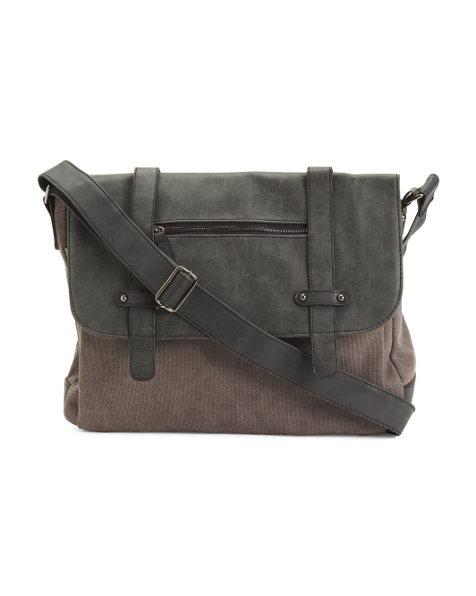 Two Toned Messenger