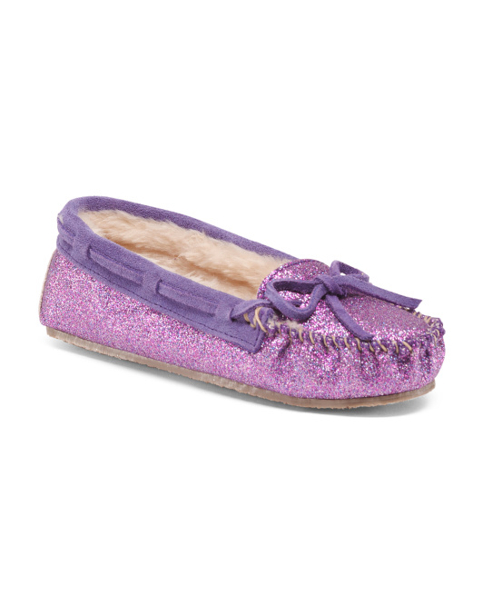 Glitter Cally Slippers