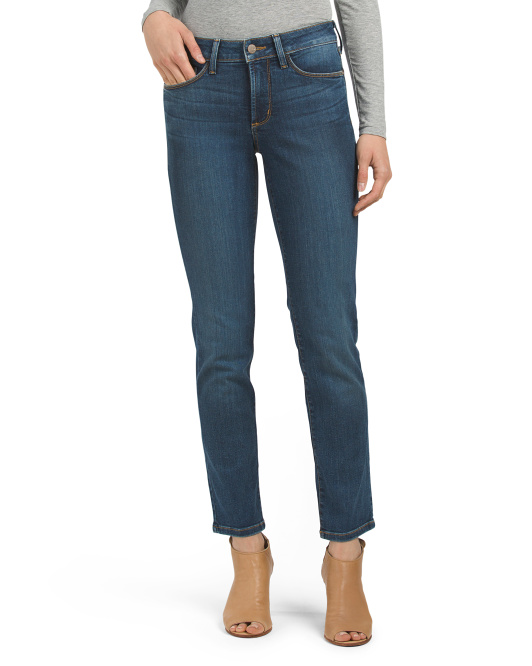 Made In USA Petite Sheri Slim Jeans