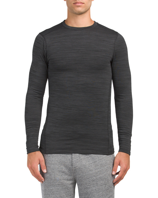 Striated Compression Top