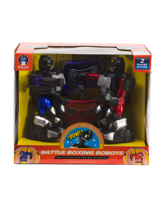 Rc Boxing Robots Toy