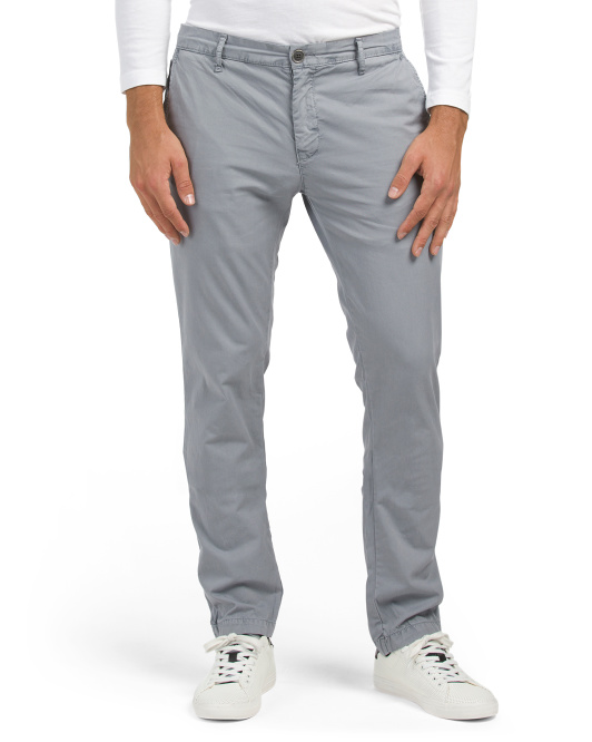 Mason Slim Fit Chinos
