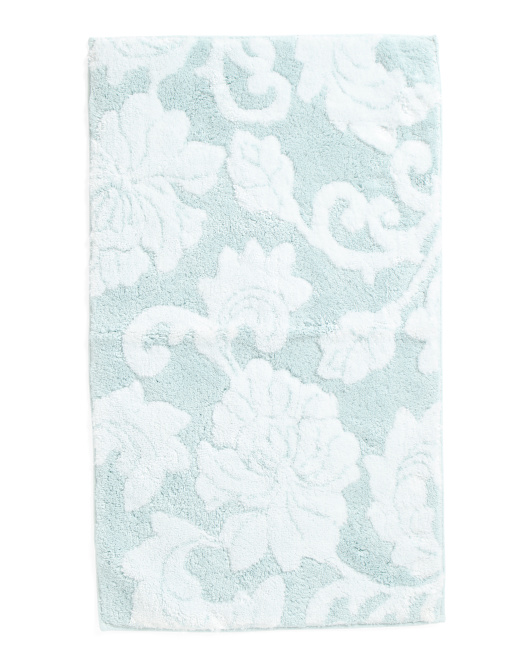 Made In India Chantilly Bath Rug