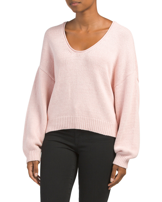 Perfect Day Pullover Sweater