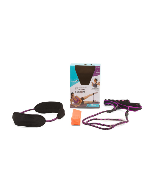 Total Body Toning System