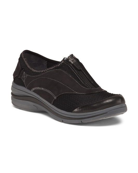 Wondrous Comfort Zip Front Shoes