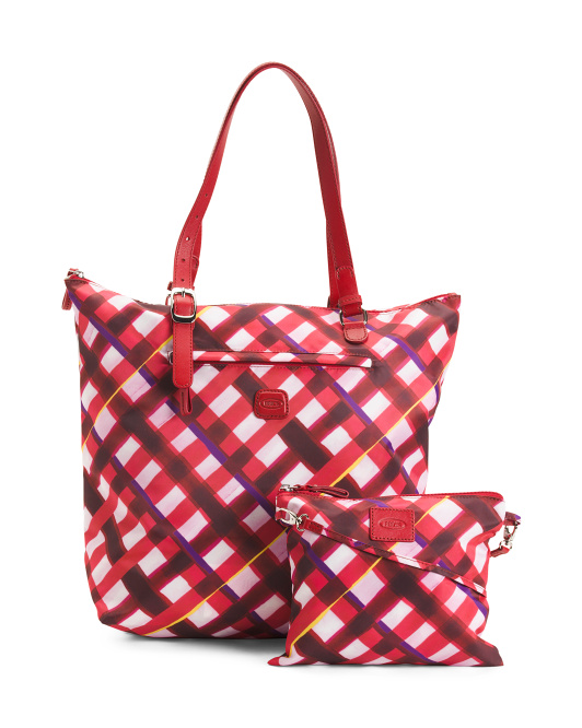 Pastello Large Sportina 3-way X-bag Shopper