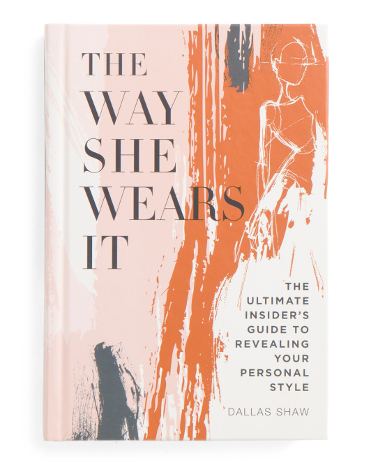 The Way She Wears It Lifestyle Book