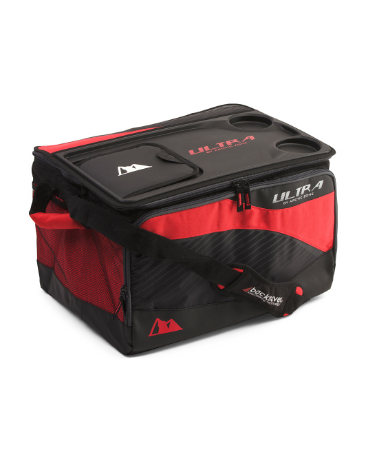 50-can Insulated Tabletop Cooler
