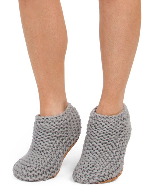 Cute Cozy Knit Boot Socks