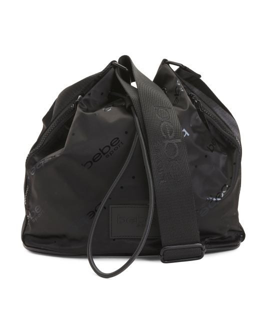 Becca Logo Active Convertible Hobo