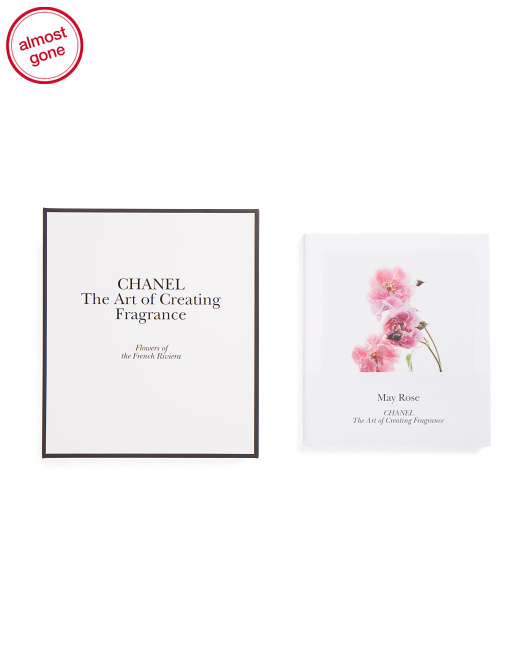 The Art Of Creating Fragrance Coffee Table Book Set