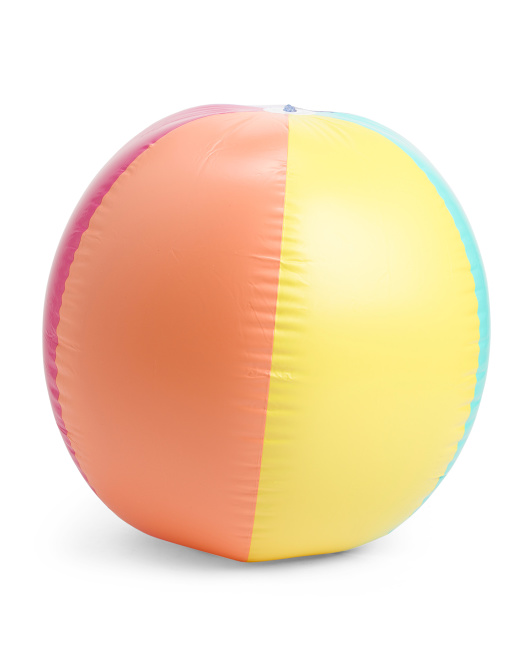 Extra Large Inflatable Beach Ball