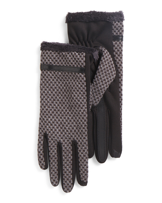 Boxed Smart Touch Dress Gloves