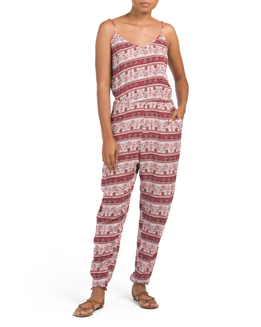 Made In USA Beatrice Jumpsuit