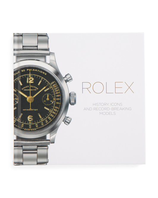Rolex Coffee Table Book