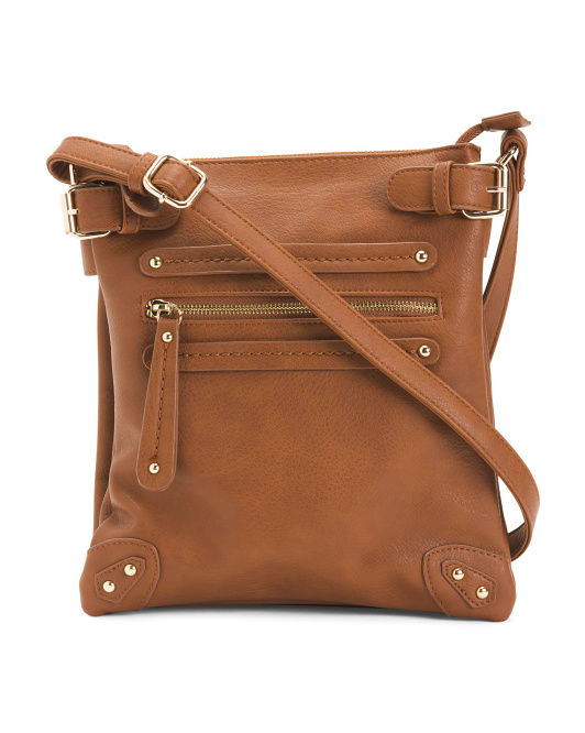 Crossbody With Detail
