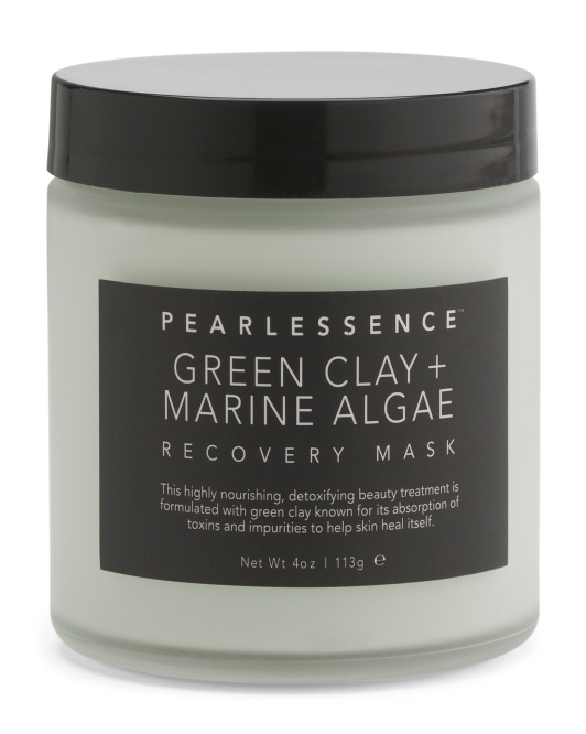Clay & Algae Face Mask