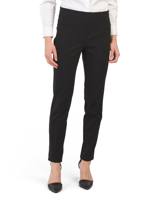 Tummy Control Pull On Stretch Pants