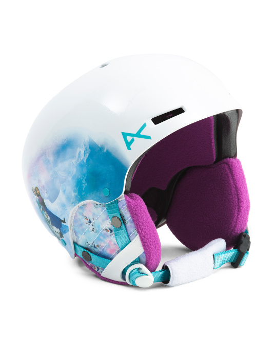 Girls Disney Frozen Ski Helmet