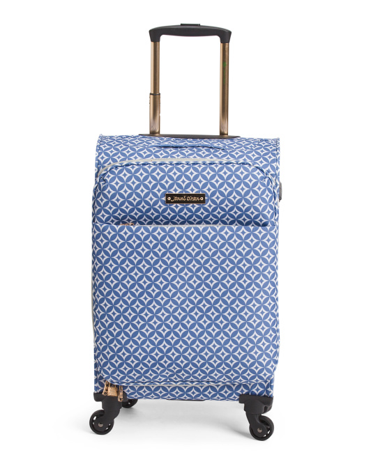 20in Aria Stars Spinner Carry-on