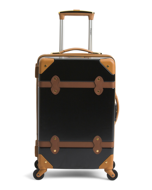 20in Trunk Style Carry-on Spinner