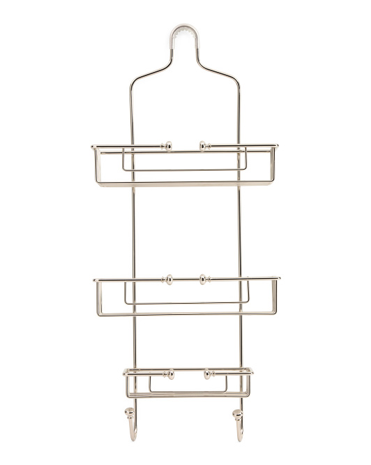 Double Tier Shower Caddy