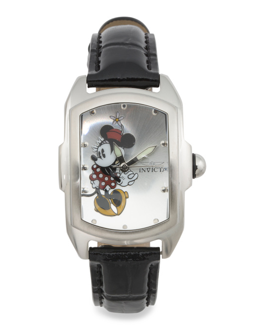 Women's Disney Limited Edition Minnie Mouse Watch Set
