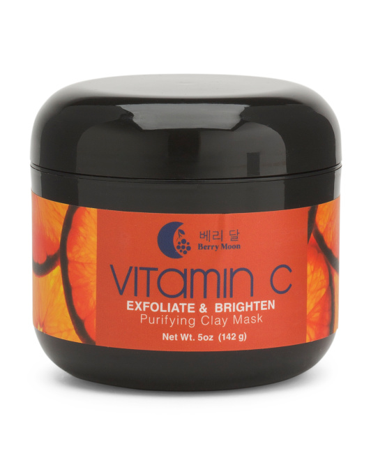 Vitamin C Clay Mask