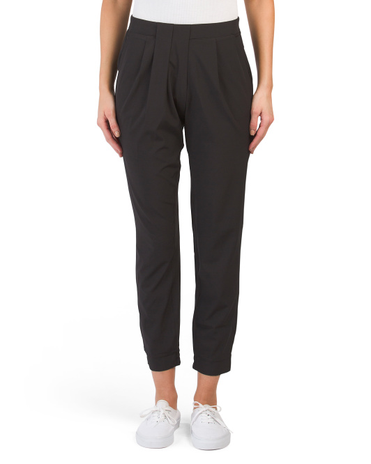 Stretch Woven Pants