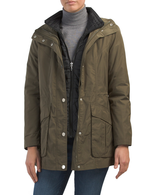 3-in-1 Anorak Jacket