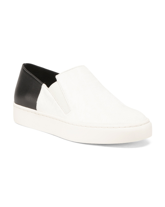Slip On Haircalf Sneakers