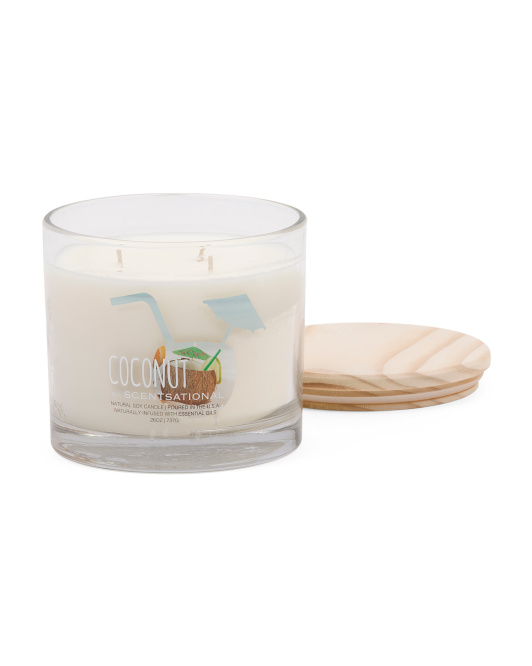 26oz Coconut Candle