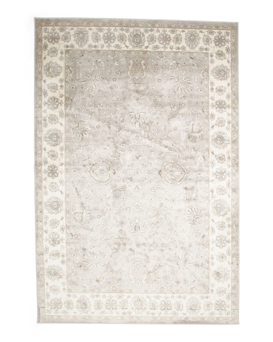 Made In Belgium 6x9 Traditional Area Rug