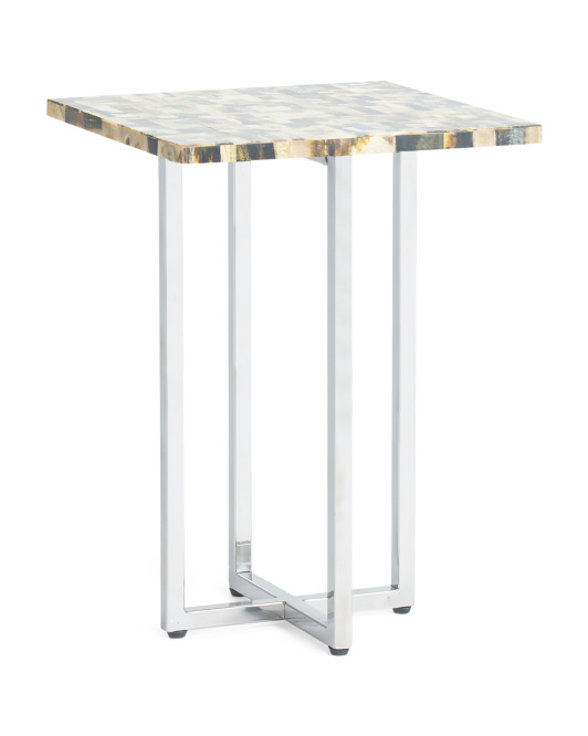 Made In India Accent Table