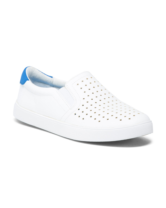 Comfort Twin Gore Slip On Shoes