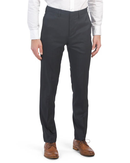 Serge Slim Fit Comfort Stretch Pants