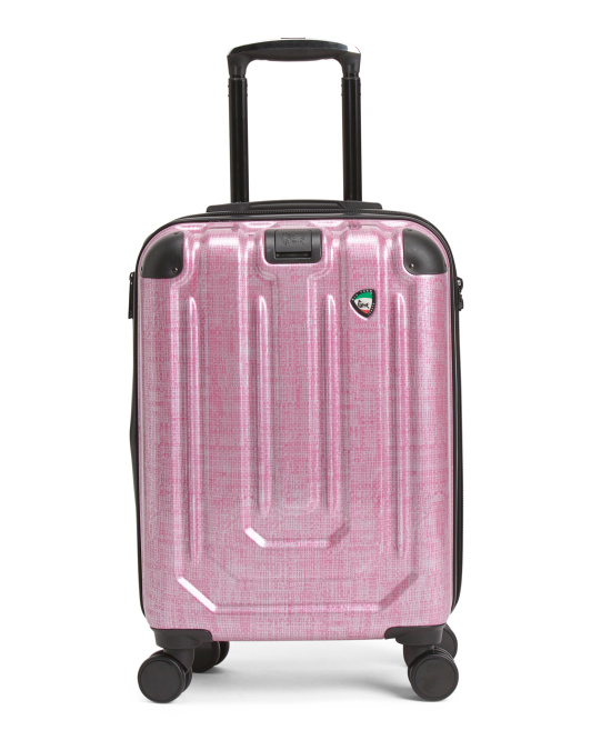 20in Polished Speckle Hardside Spinner Carry-on
